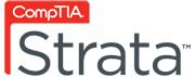 CompTIA Strata logo