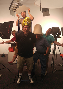 Filming Spark
