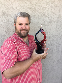 Brian Tremelling Key Contributor Award